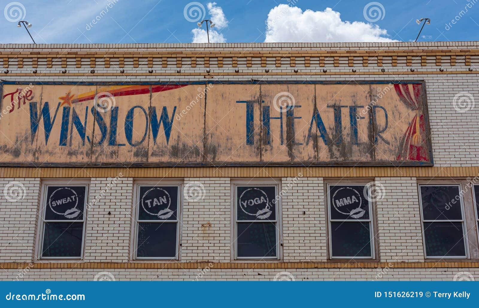 Winslow Theater