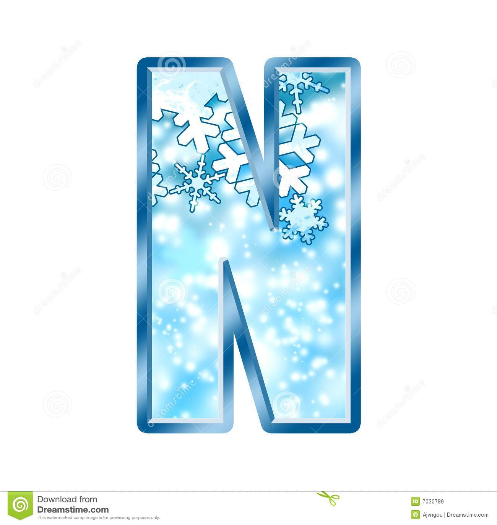 Frеѕh Winter Alphabet Letter Q Stock Image Winter