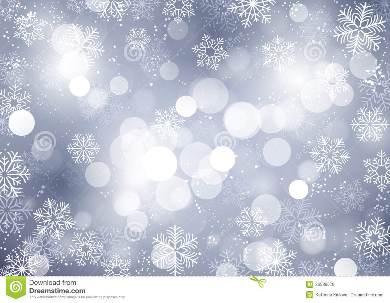 Winter Background Royalty Free Stock Photos - Image: 26386078