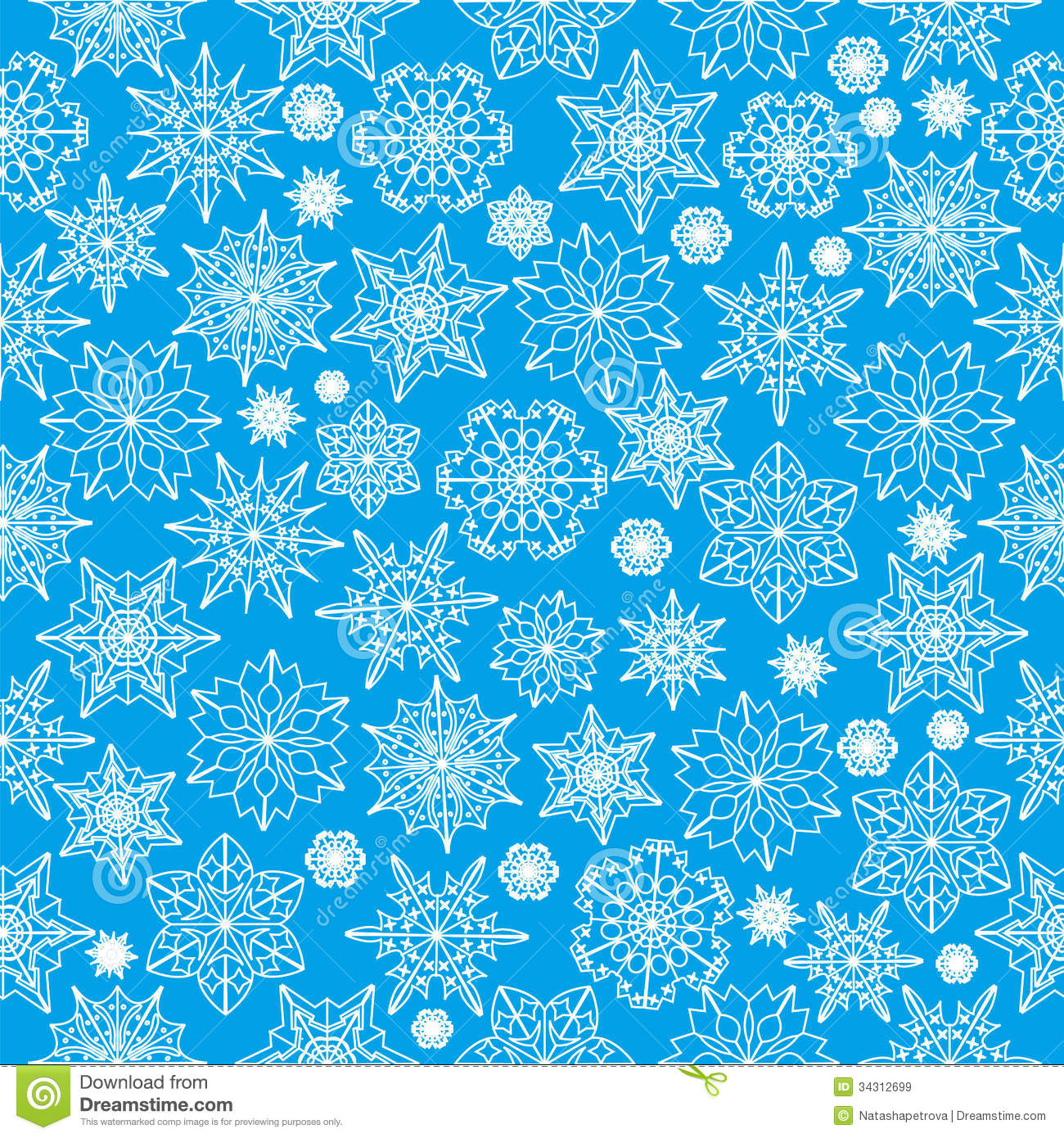 Free Paper Snowflake Patterns and Images