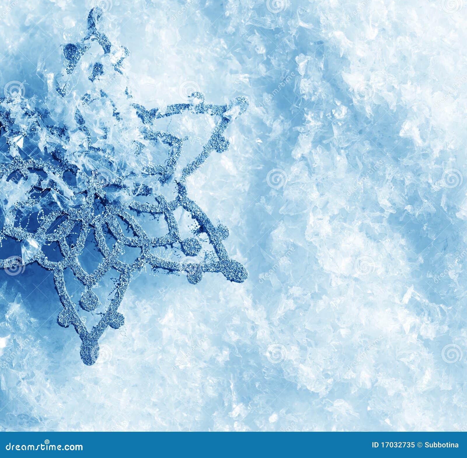 Winter BackgroundSnow Royalty Free Stock Photo Image