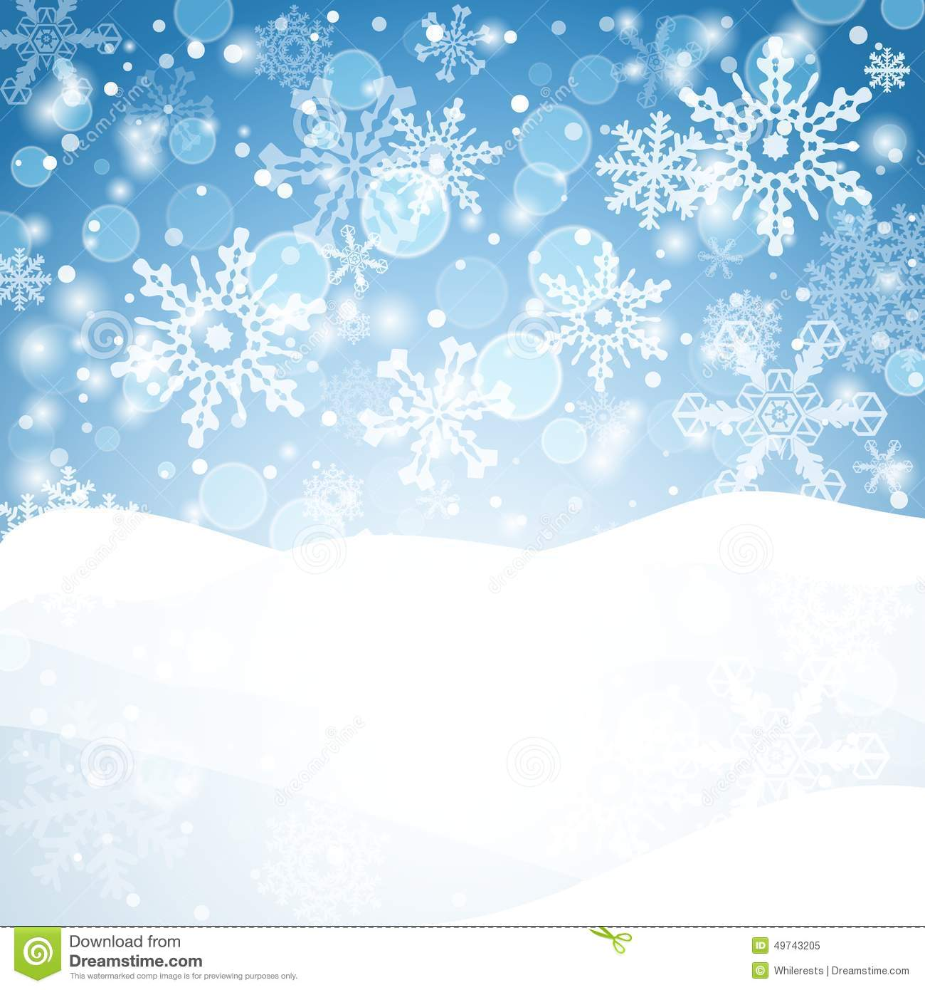 Winter Snow Banner | www.pixshark.com - Images Galleries ...