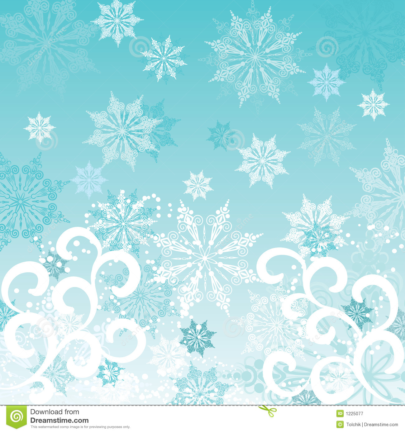 Winter background vector royalty free stock photography