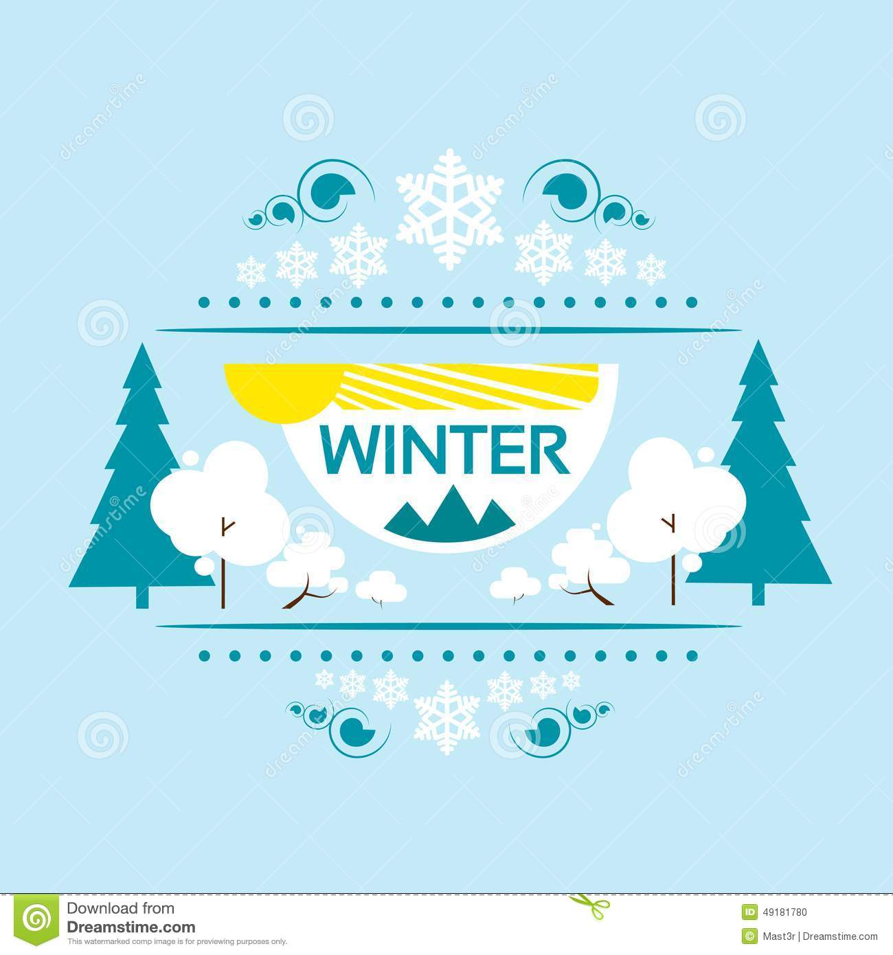 Snowflake free vector download 1681 Free vector for
