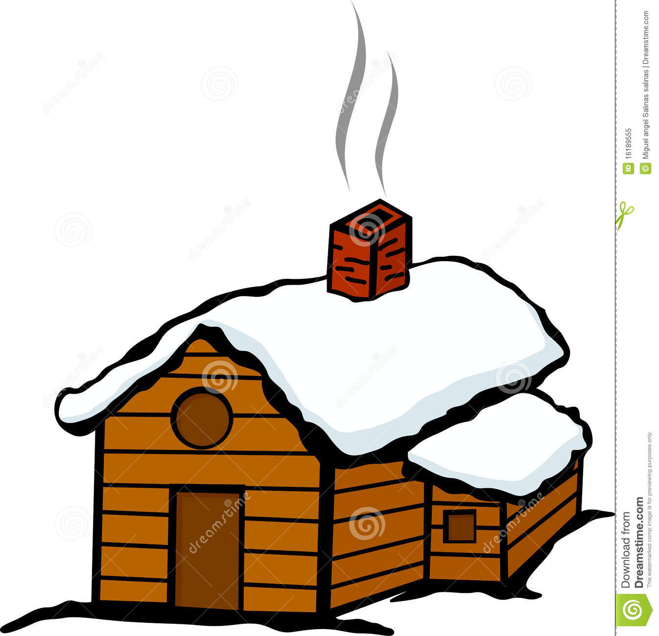 house winter clipart - photo #37