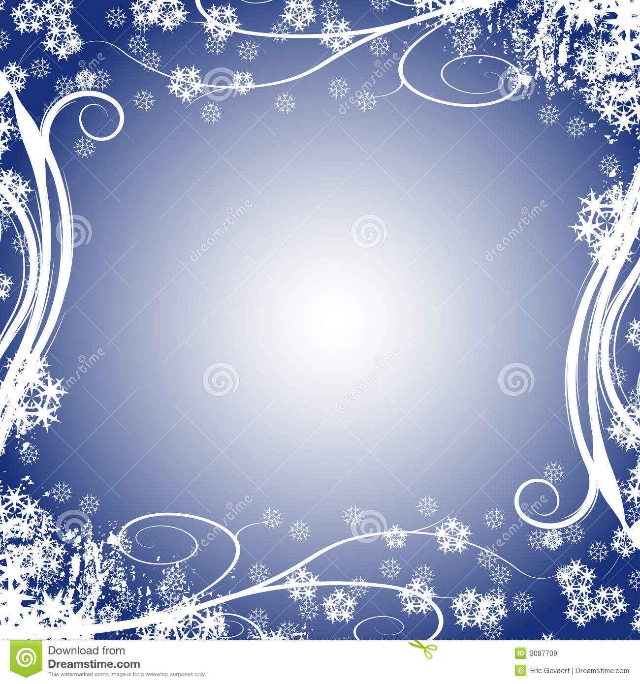 Winter Design Royalty Free Stock Images Image 3087709