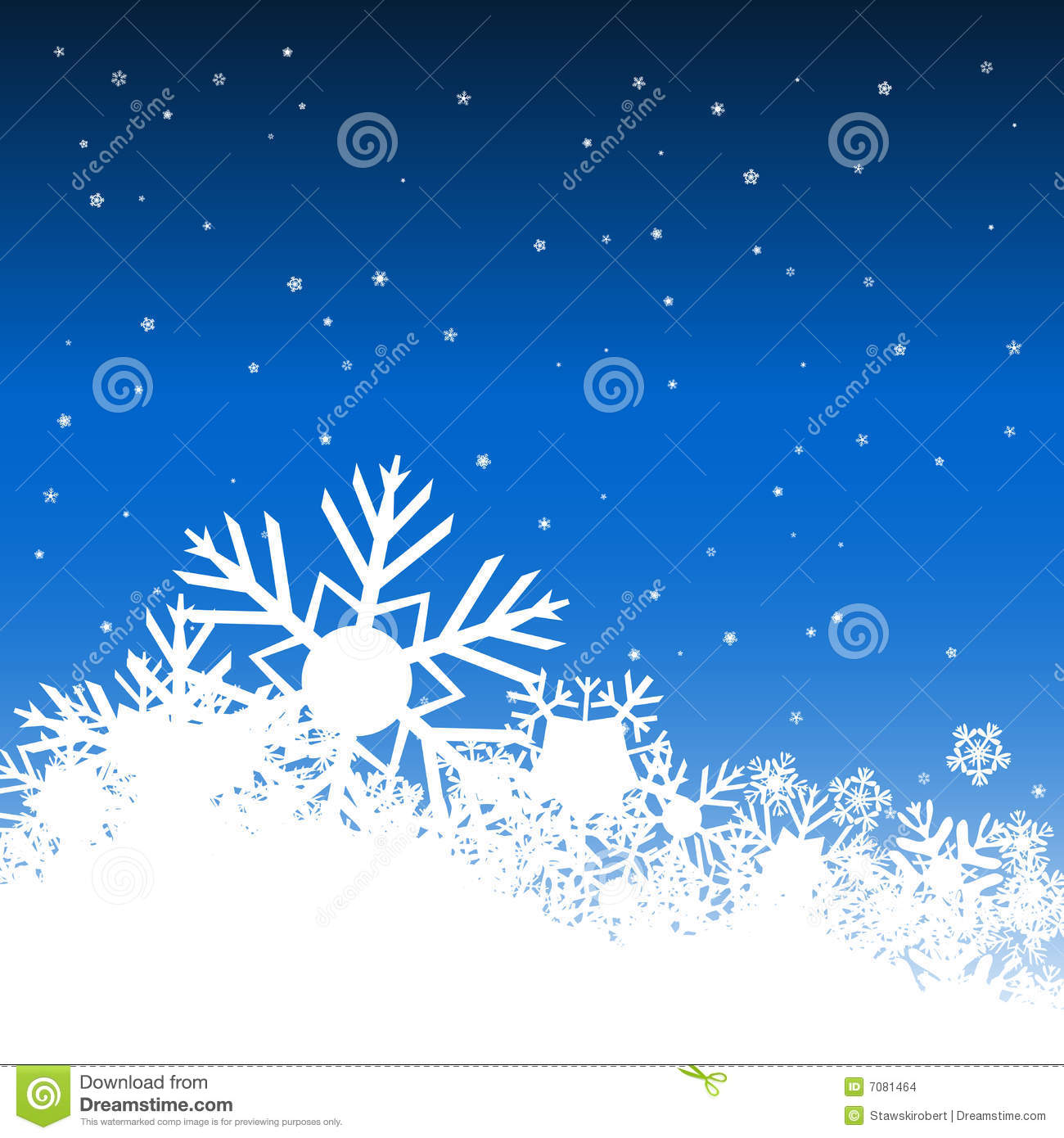 winter design stock images image 7081464