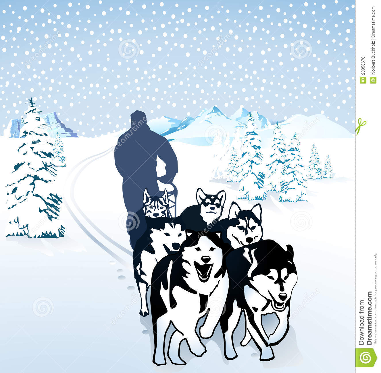 Displaying (20) Gallery Images For Winter Dogs Clipart...