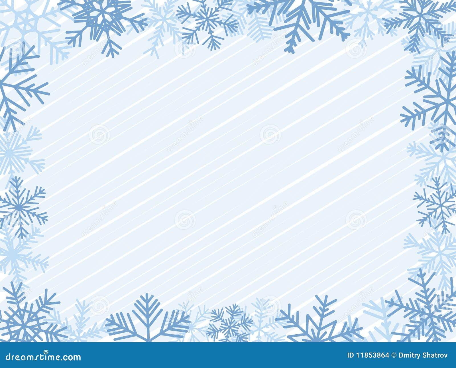 Winter Frame Winter frame