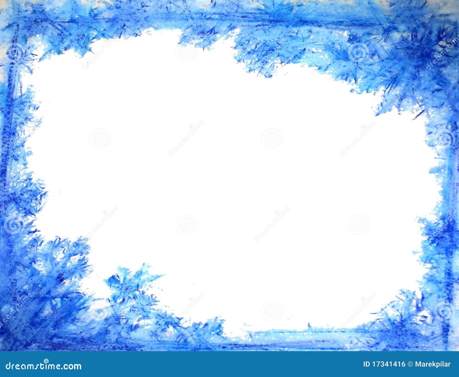 Winter Frame Royalty Free Stock Image - Image: 17341416