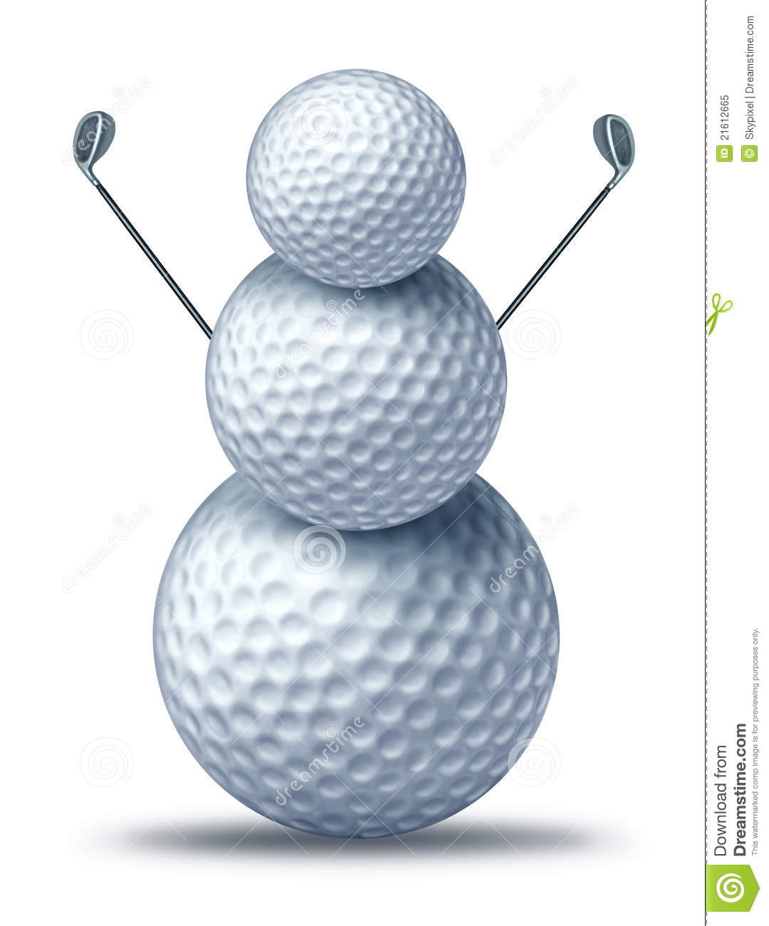 winter golf royalty free stock photo image 21612665 golfer clip art microsoft 2010 gopher clipart