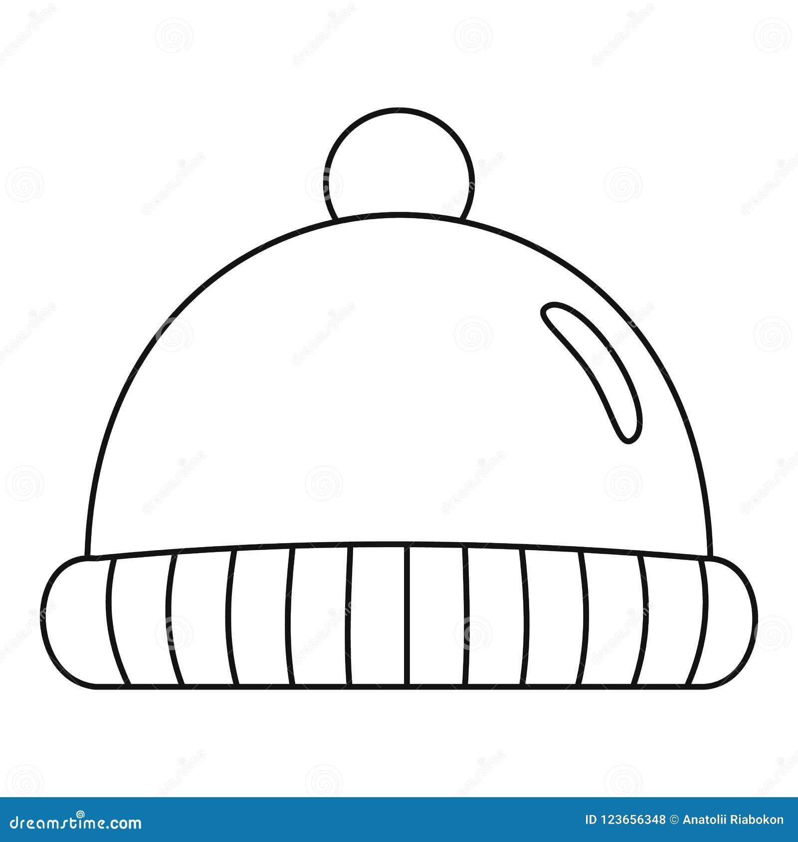 Winter Hat Icon 9ead30d9c40