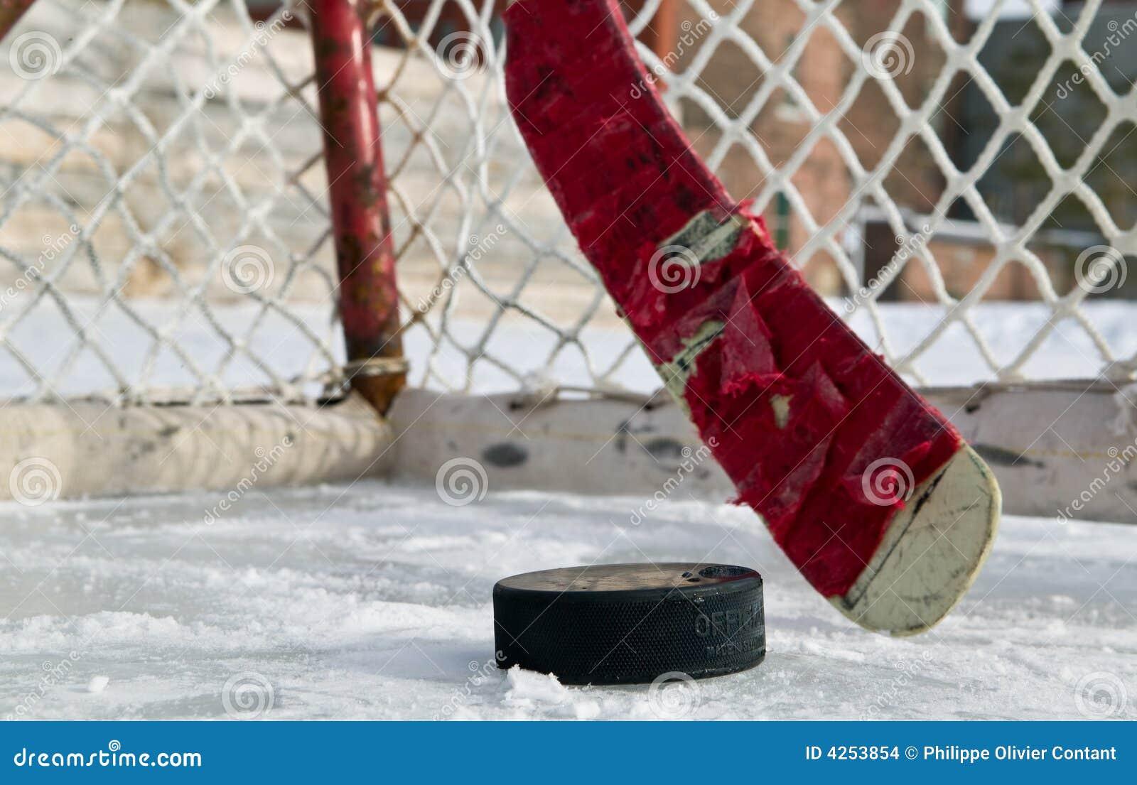Winter Hockey