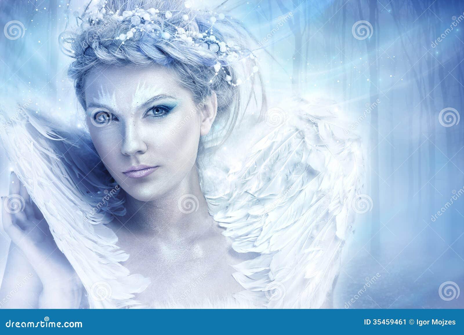 Winter-Königin