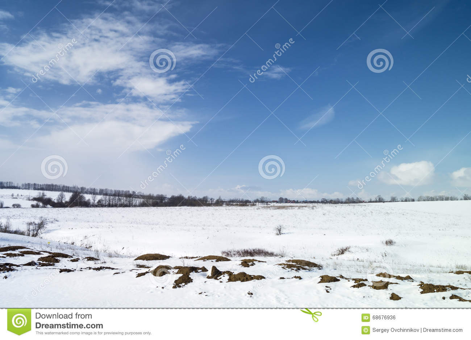 landscape sky clouds snow - photo #27