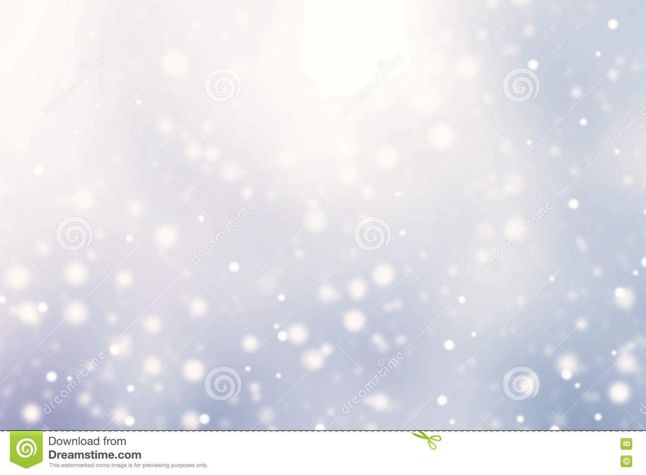 9b421adeb780e Winter Light Texture. Silver Grey Snow Blurred Background. Stock ...