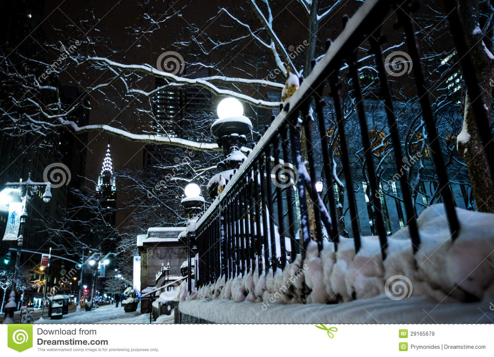 Winter new york city 29165679 jpg