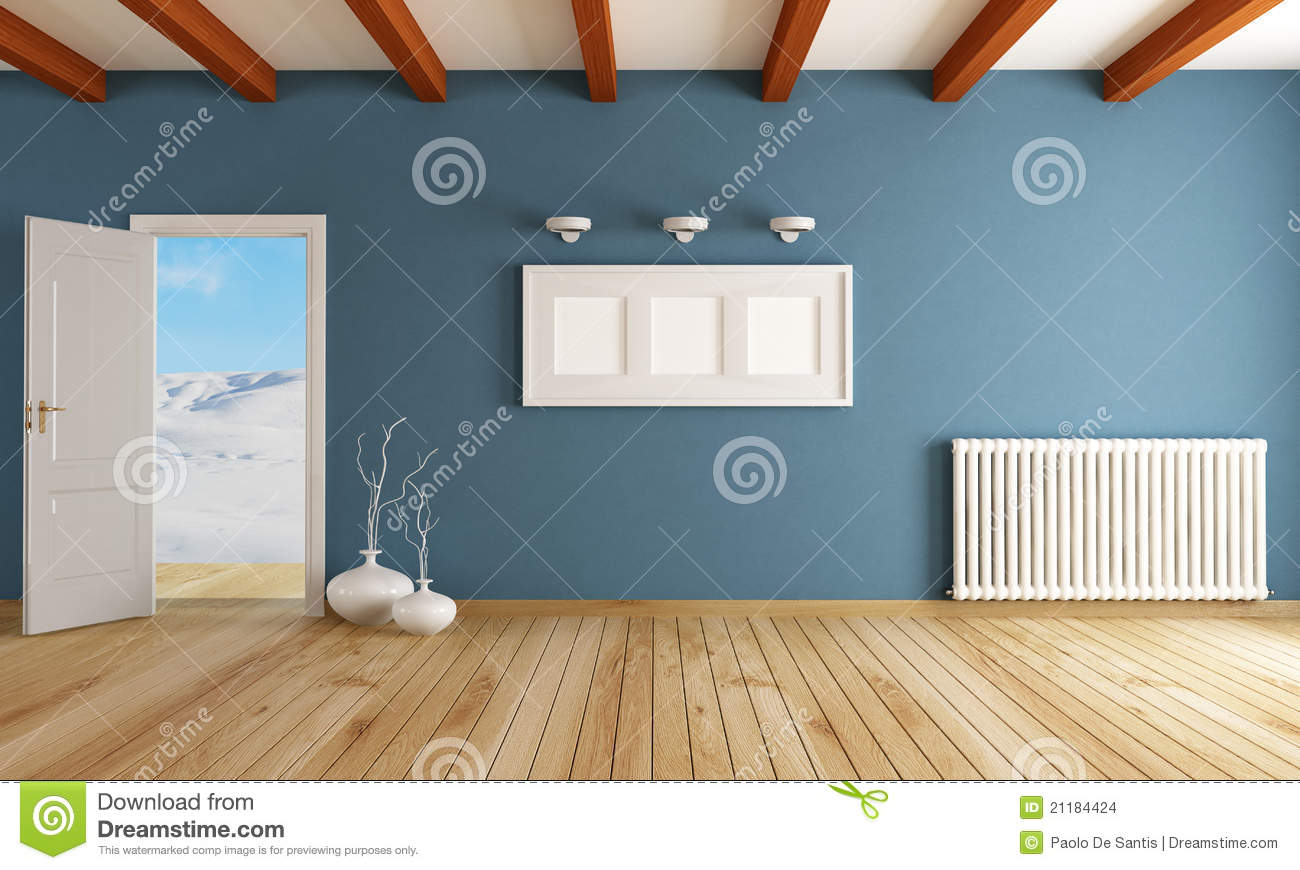 Winter Room Stock Images Image 21184424