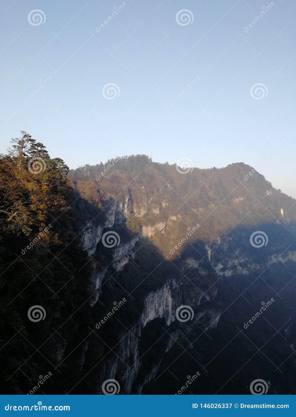 Winter-Sch?nheit vom Emei Shan, Sichuan, China