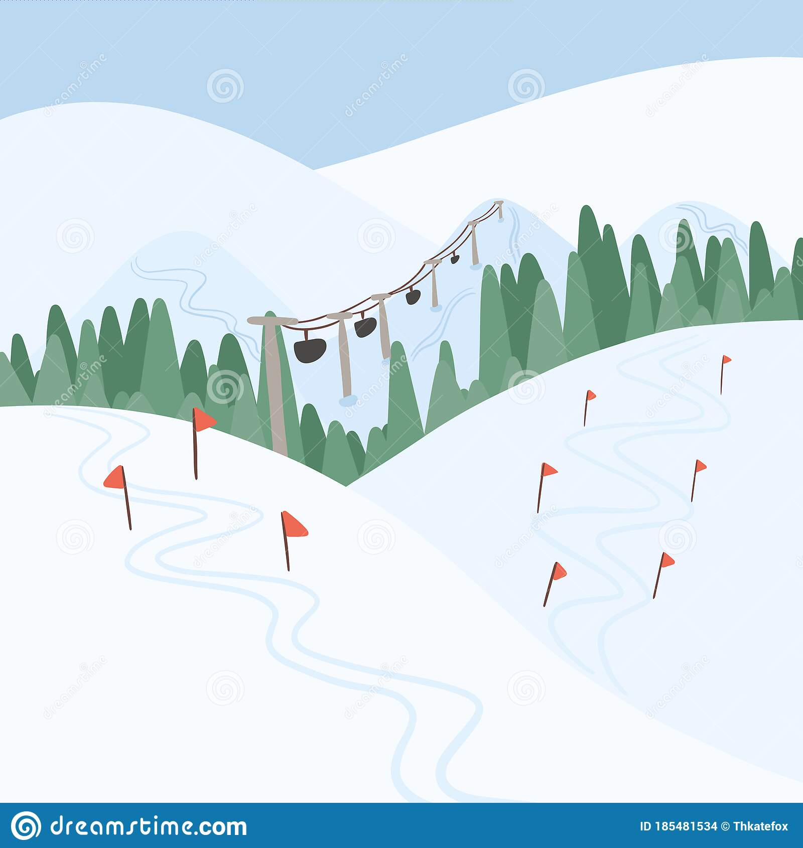 Ski Touring Stock Illustrations 99 Ski Touring Stock Illustrations Vectors Clipart Dreamstime