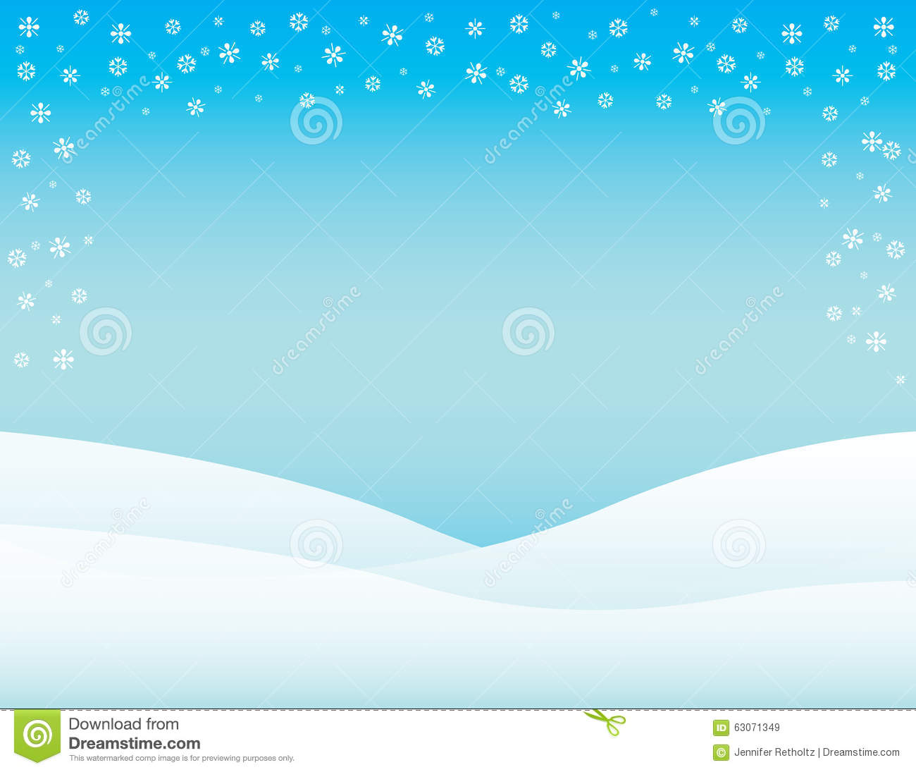 winter snowflake holiday frozen template background stock winter snowflake holiday frozen template background