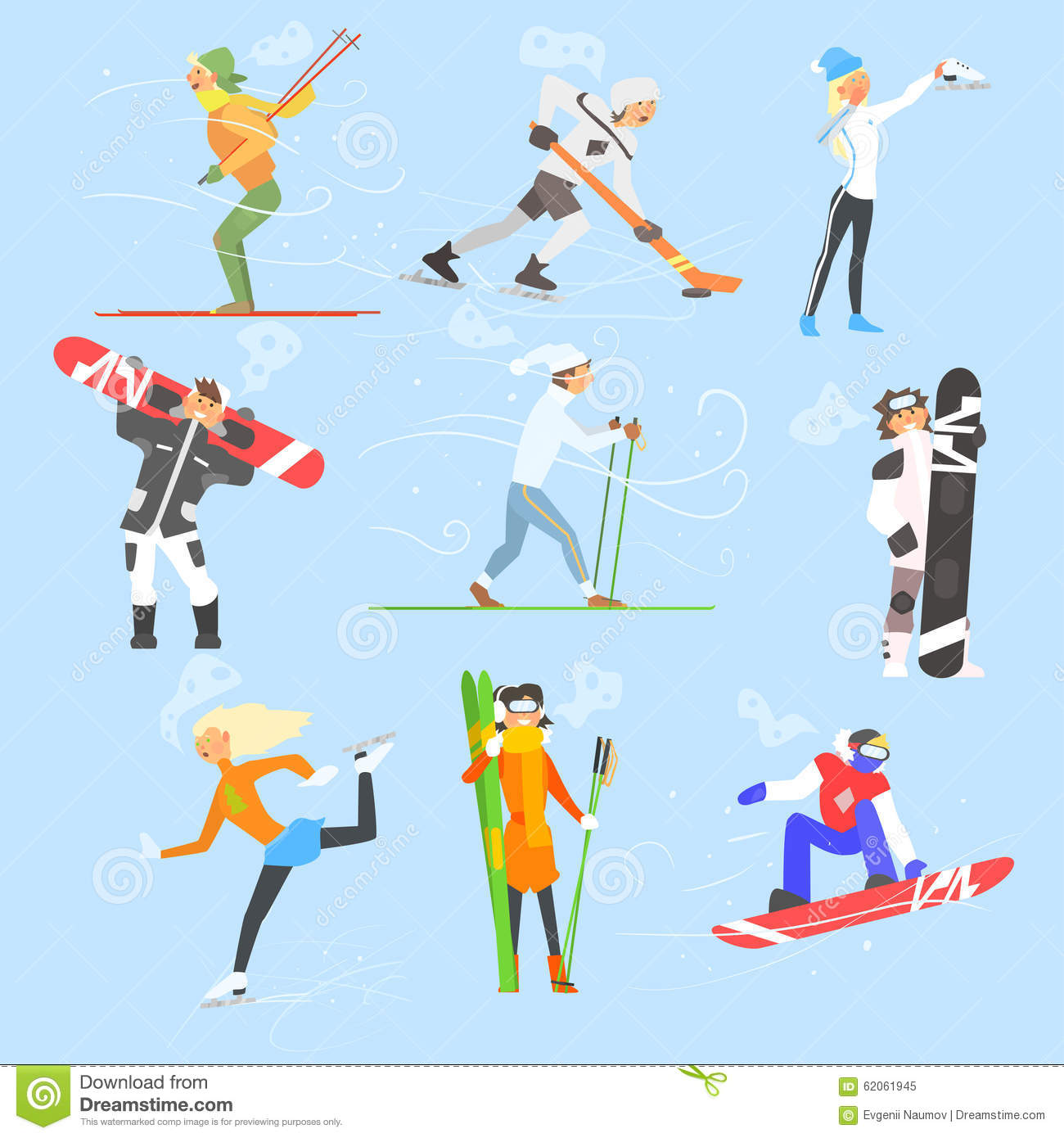 winter sports and activities vector illustration stock winter olympics clip art images winter olympics clip art free
