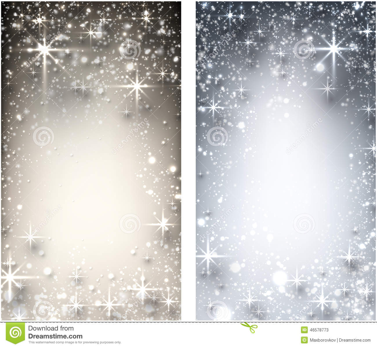 winter starry christmas background stock image image of snow