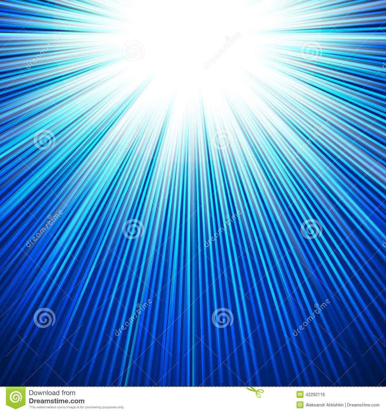 Cool Blue Wallpapers: Winter Sun Shiny Cool Blue Background Stock Vector