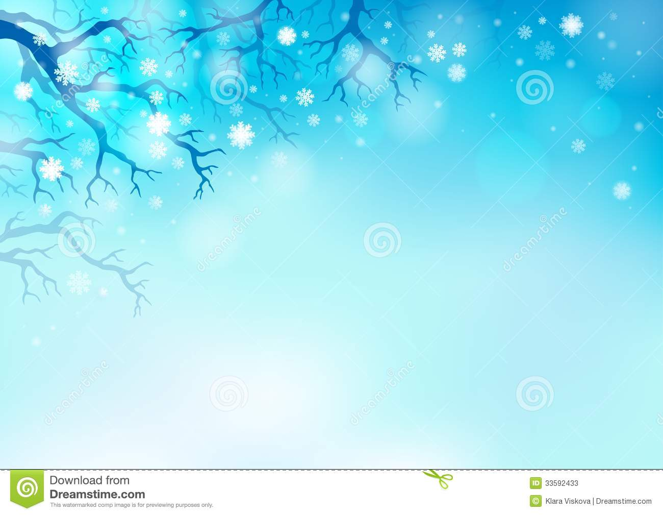 winter theme background 2 stock vector illustration of cold 33592433