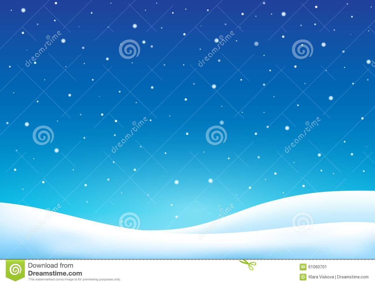 Winter theme background 7