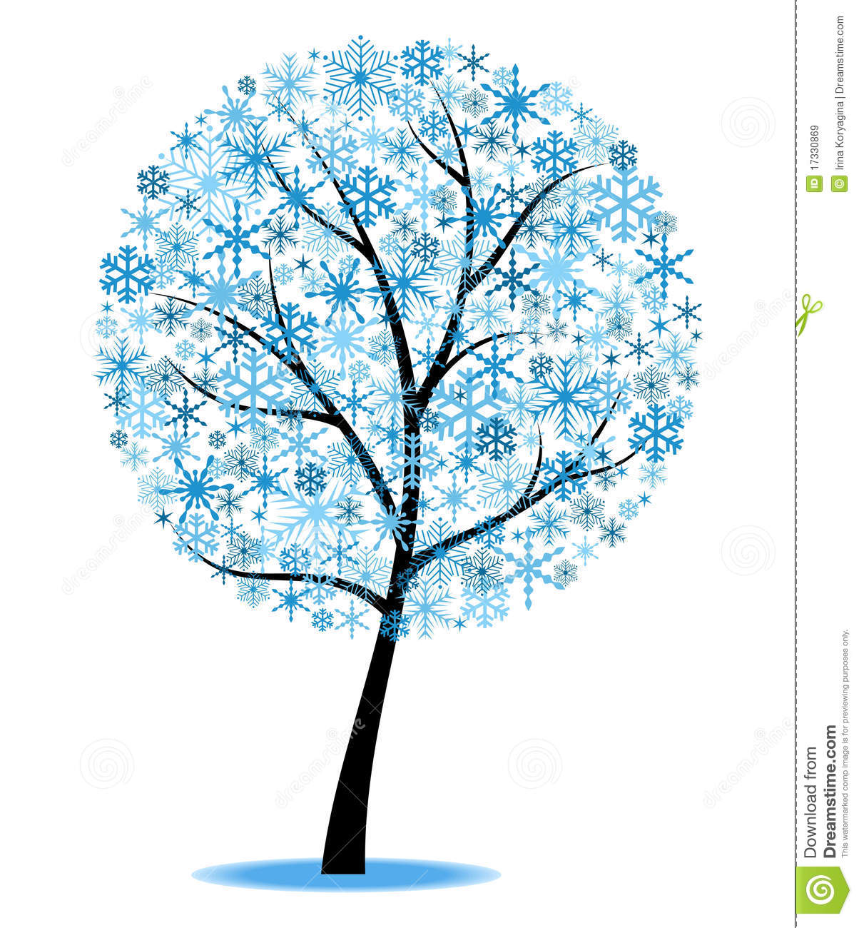 Winter Tree Images Royalty Free Stock Image