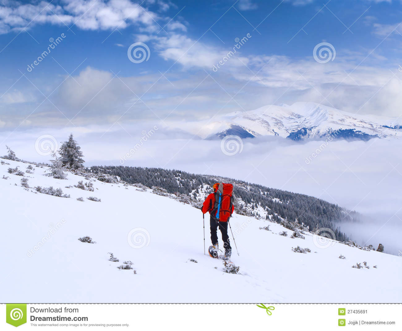 Winter vacation stock image image 27435691 for Winter vacations in us