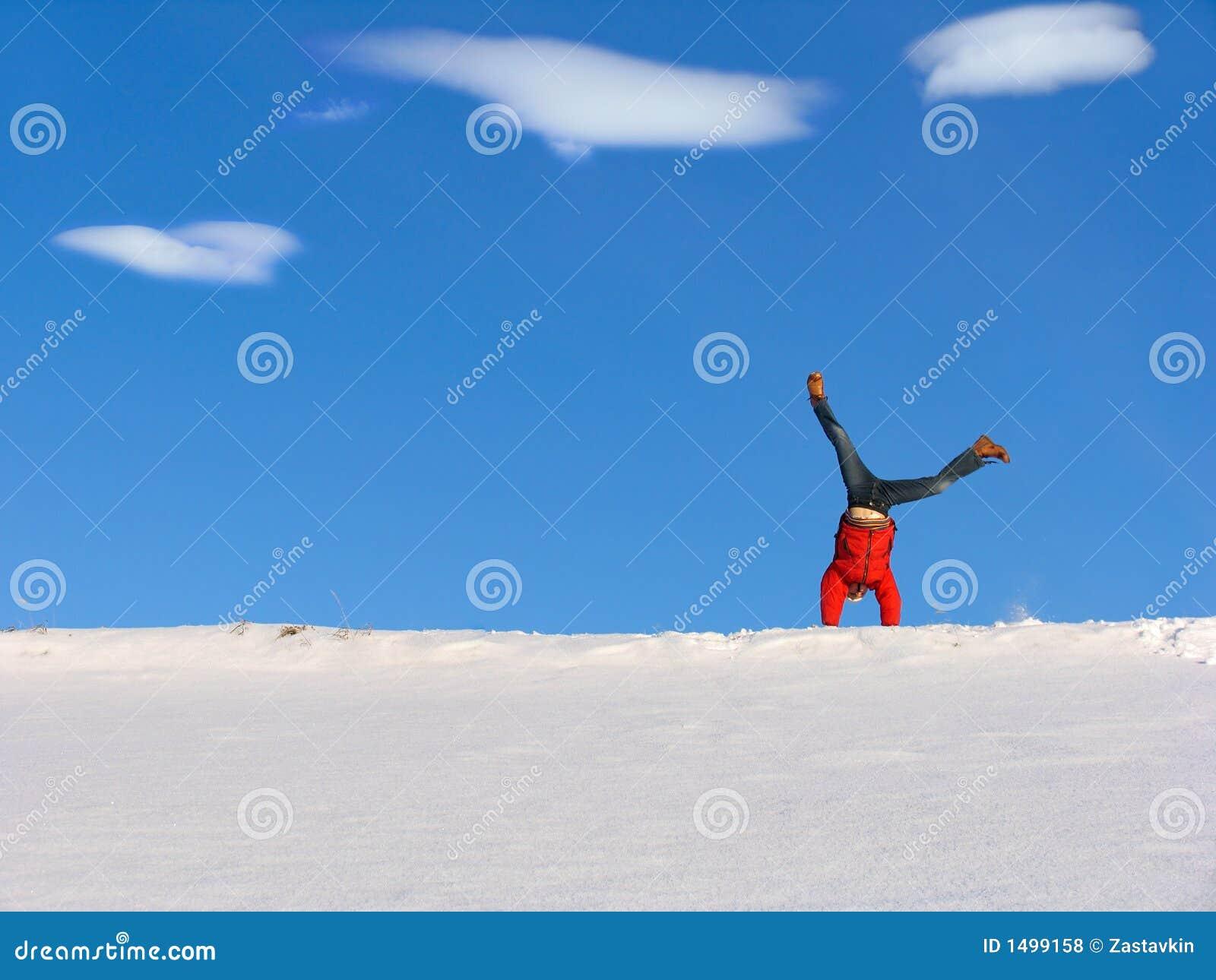 Winter-Wagenrad