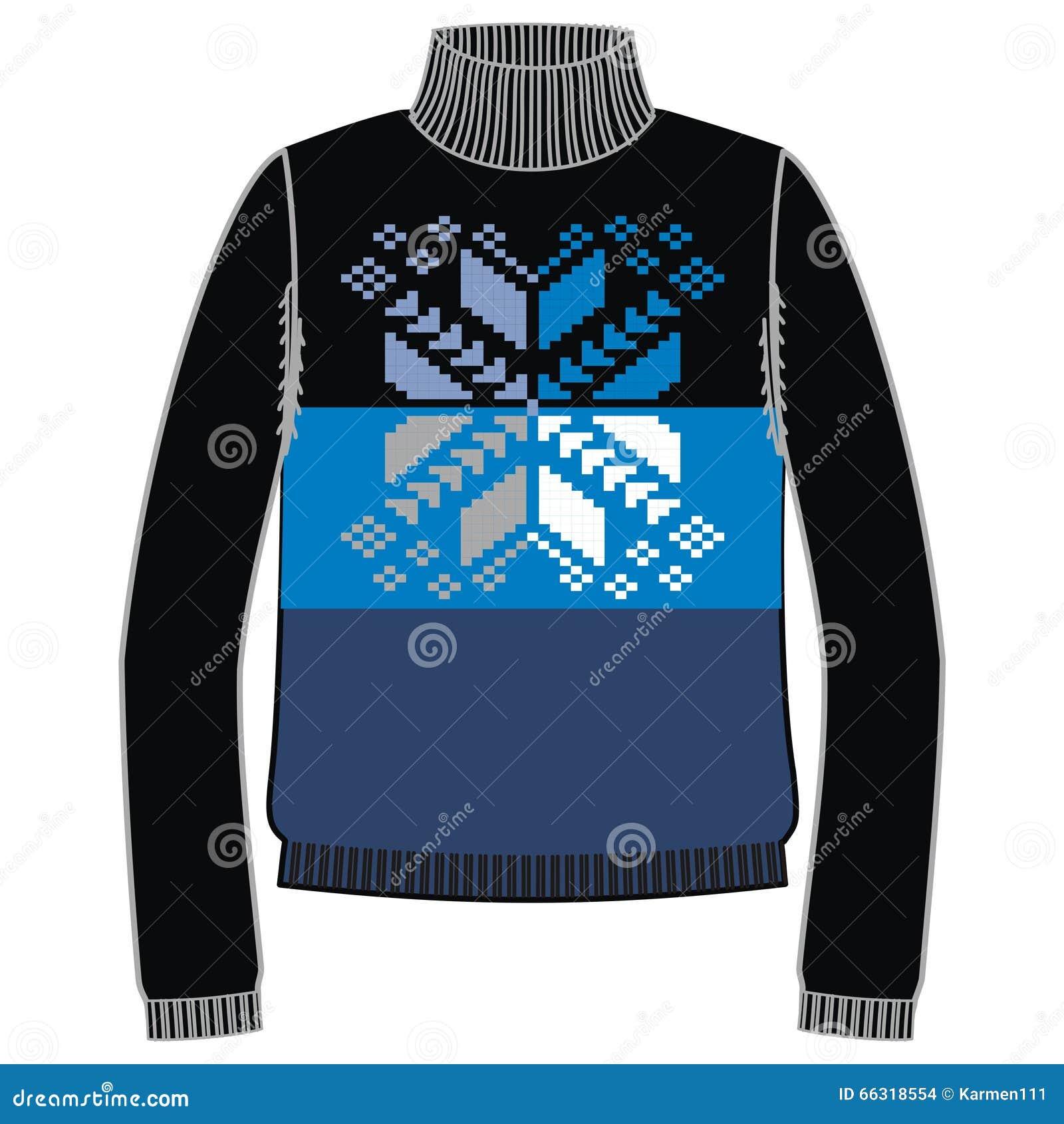 ab2eb69910158f Winter Warm Sweater Handmade