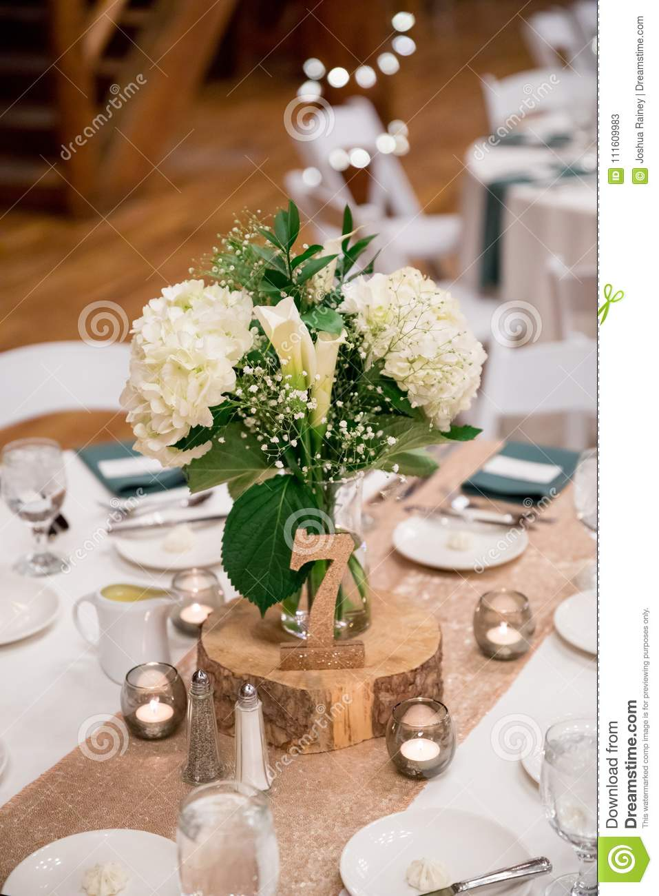 Strange Wedding Centerpieces At Reception Stock Image Image Of Download Free Architecture Designs Barepgrimeyleaguecom