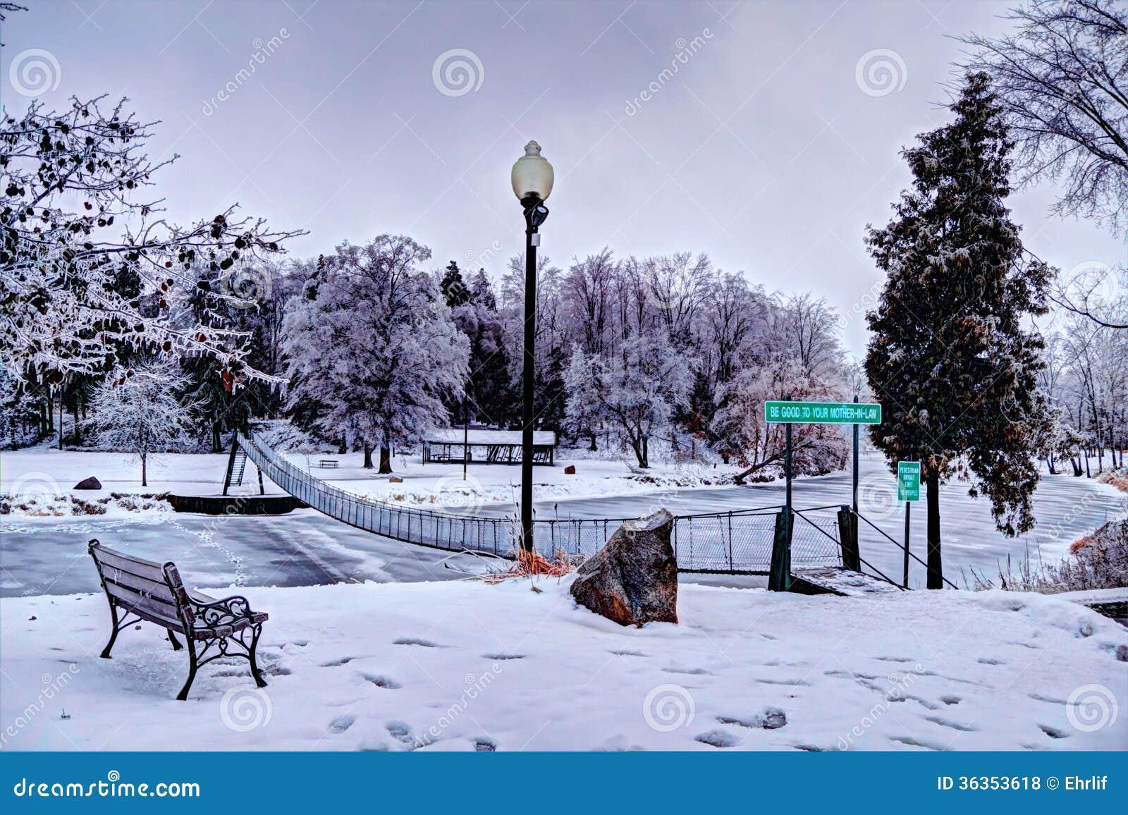 WInter Wonderland Royalty Free Stock Photos - Image: 36353618