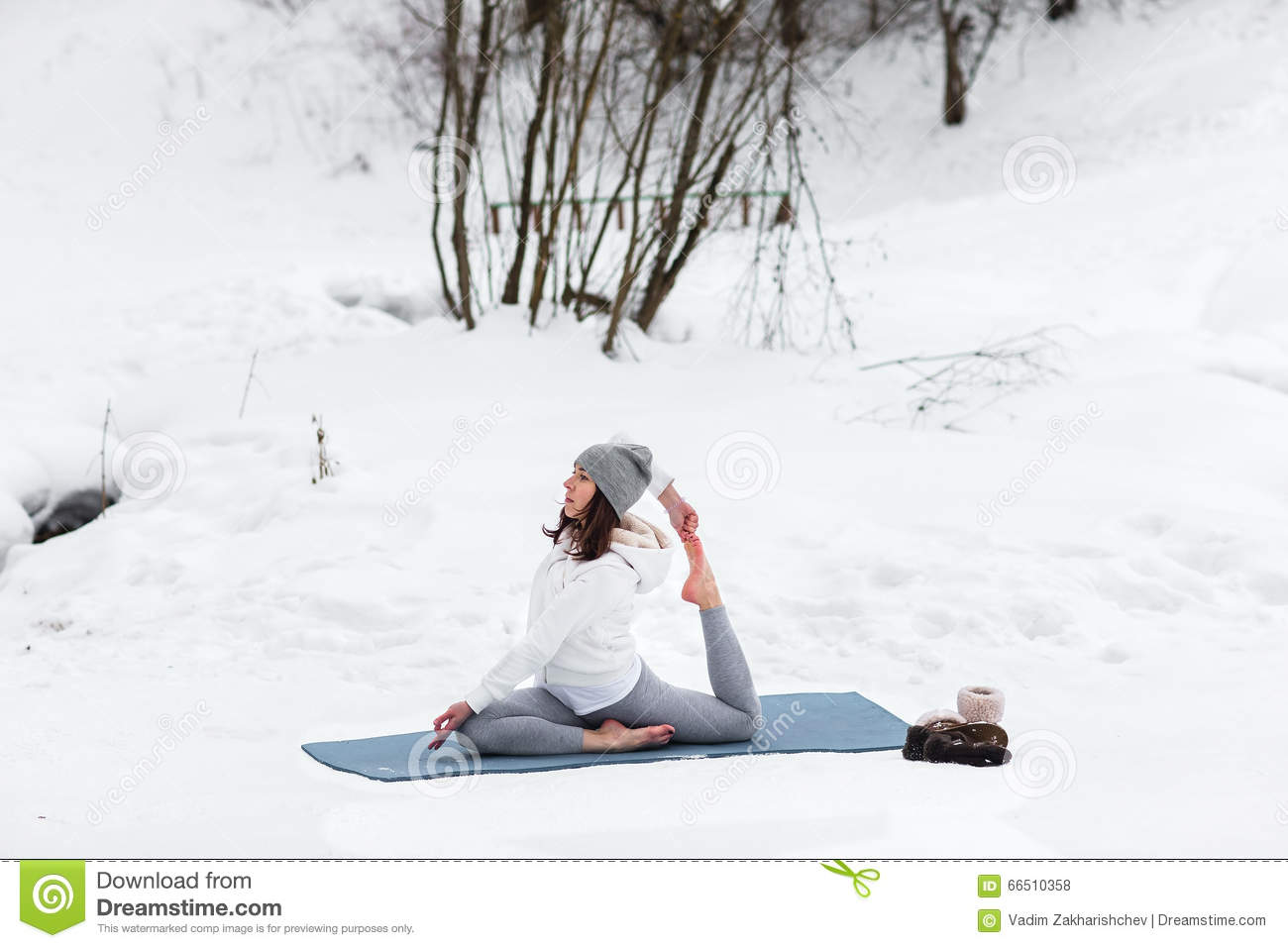 https://thumbs.dreamstime.com/z/winter-yoga-session-beautiful-place-young-athletic-woman-doing-woods-girl-engaged-fitness-park-66510358.jpg