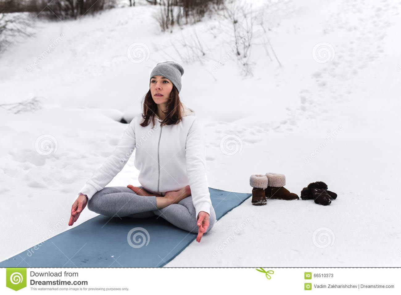 https://thumbs.dreamstime.com/z/winter-yoga-session-beautiful-place-young-athletic-woman-doing-woods-girl-engaged-fitness-park-66510373.jpg
