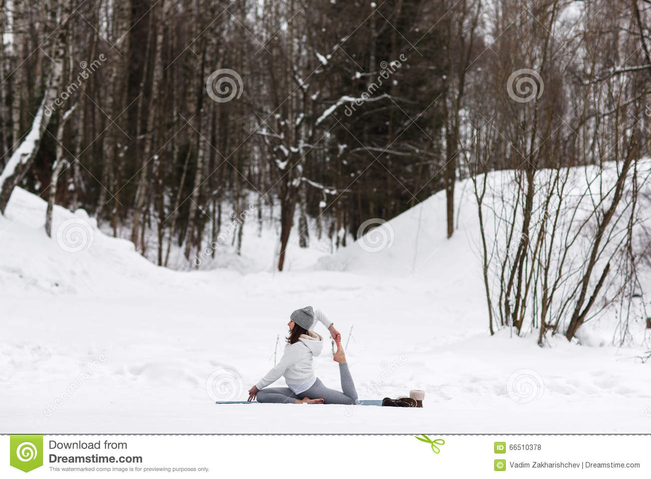 https://thumbs.dreamstime.com/z/winter-yoga-session-beautiful-place-young-athletic-woman-doing-woods-girl-engaged-fitness-park-66510378.jpg