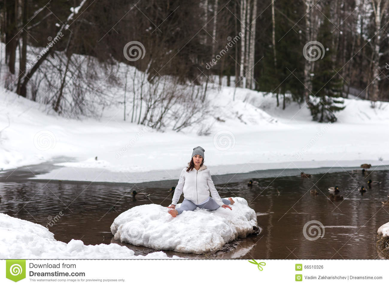 https://thumbs.dreamstime.com/z/winter-yoga-session-beautiful-place-young-athletic-woman-doing-woods-girl-engaged-fitness-park-barefoot-snow-66510326.jpg