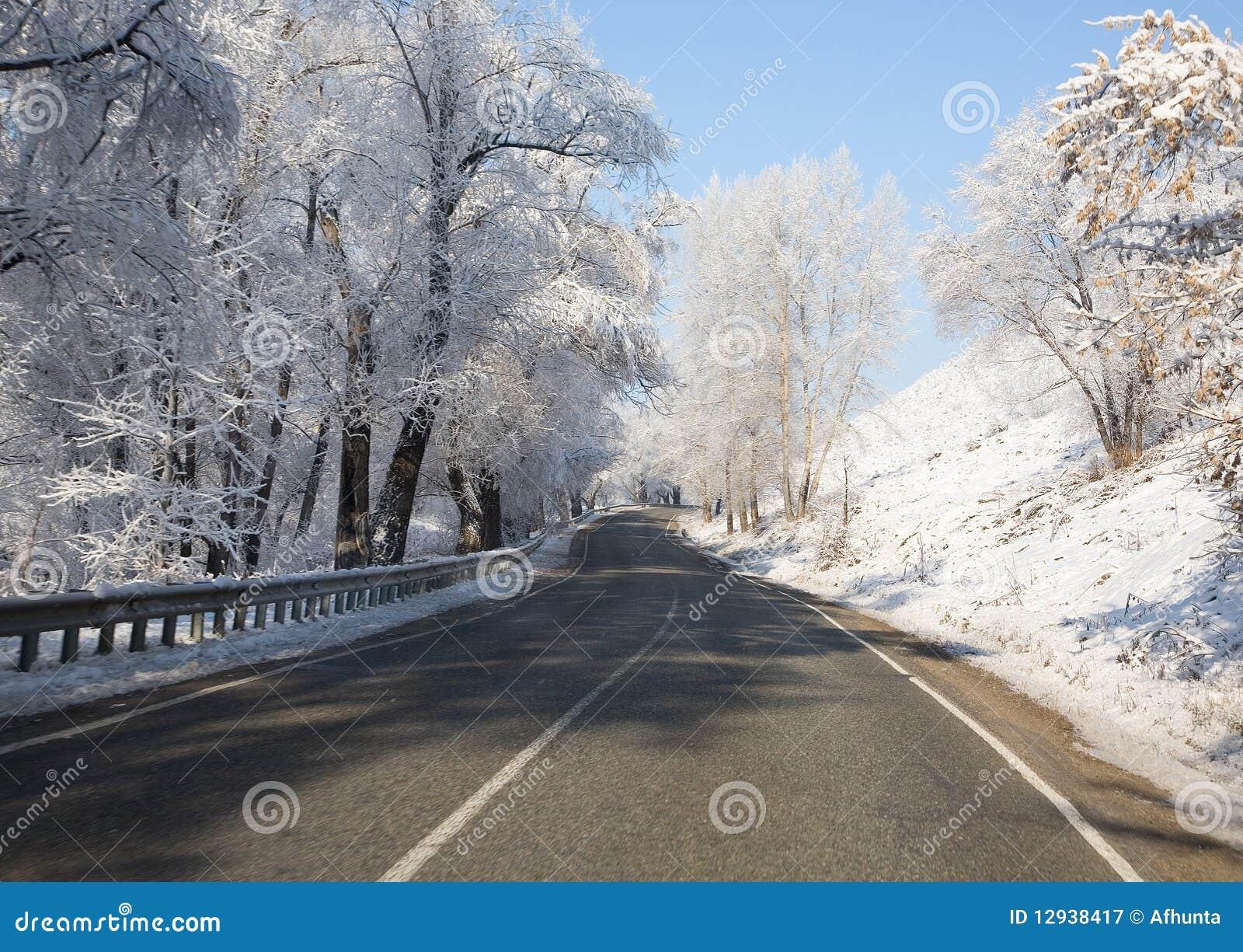 Winterstraßen