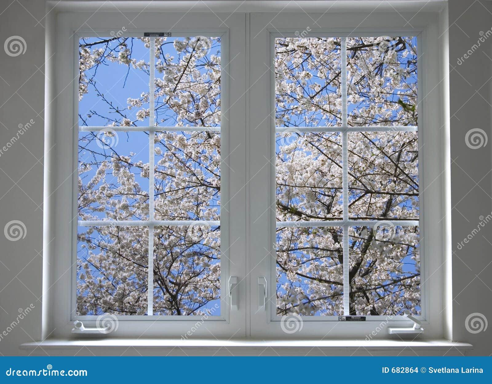 Wiosenne okno