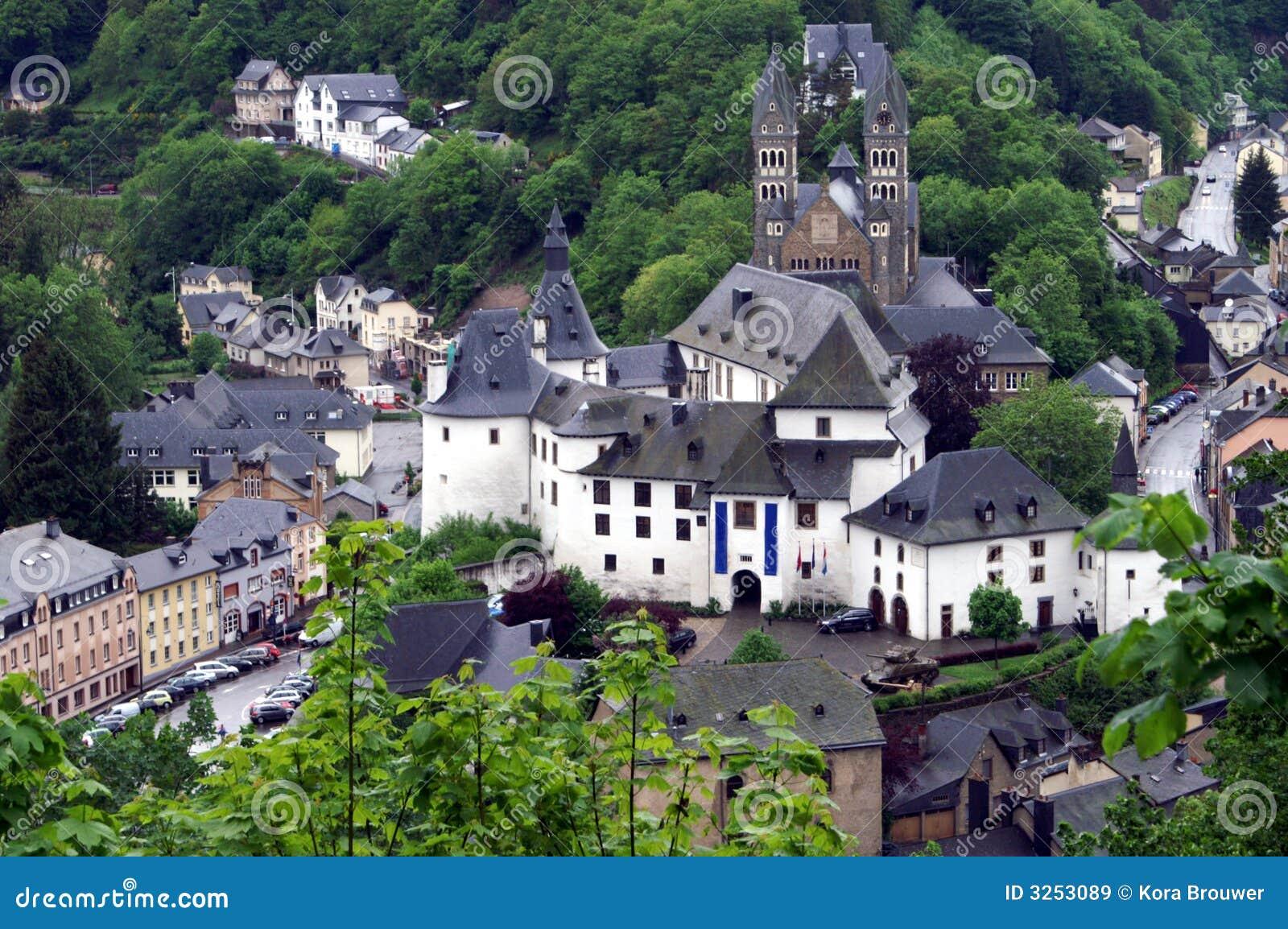 Wioska luxembourg