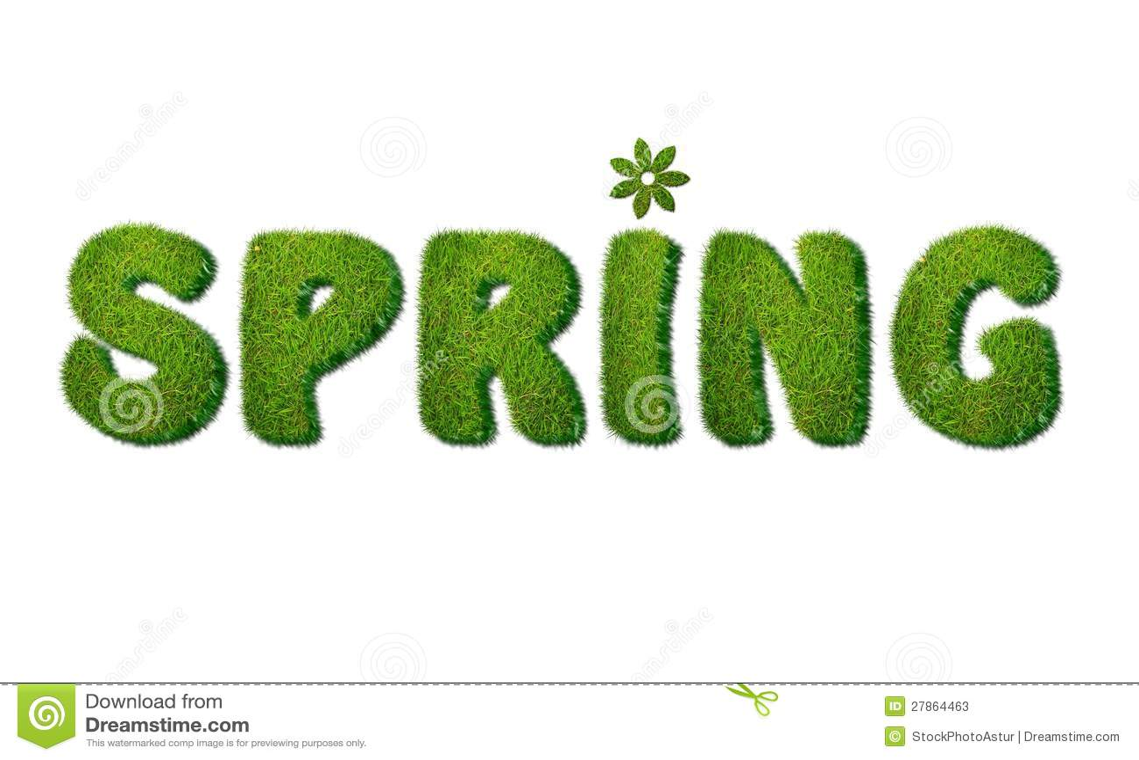 Wiosna.