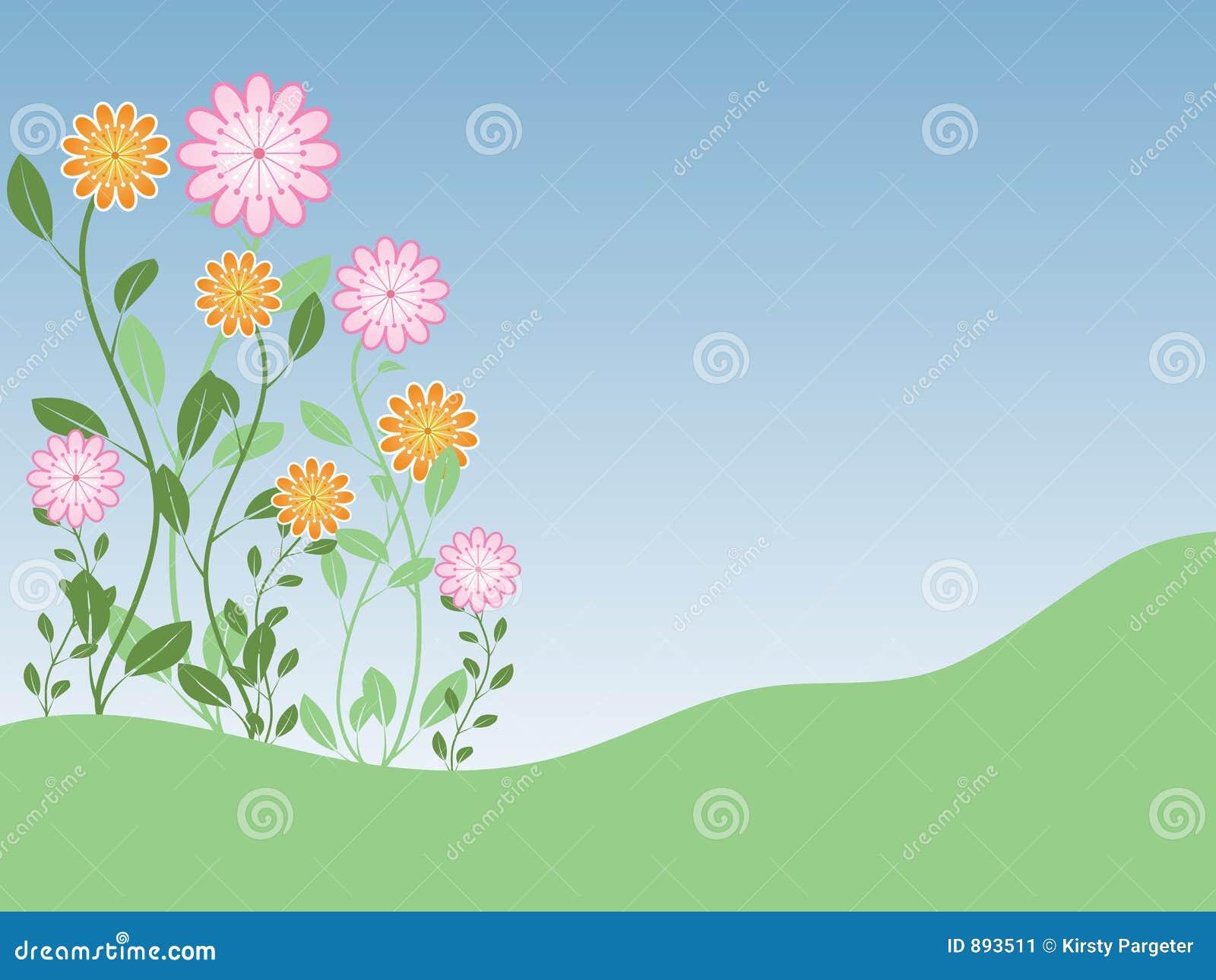 Wiosna kwiat