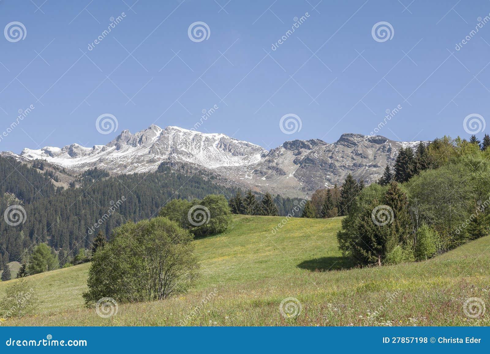 Wiosna w Południowym Tyrol