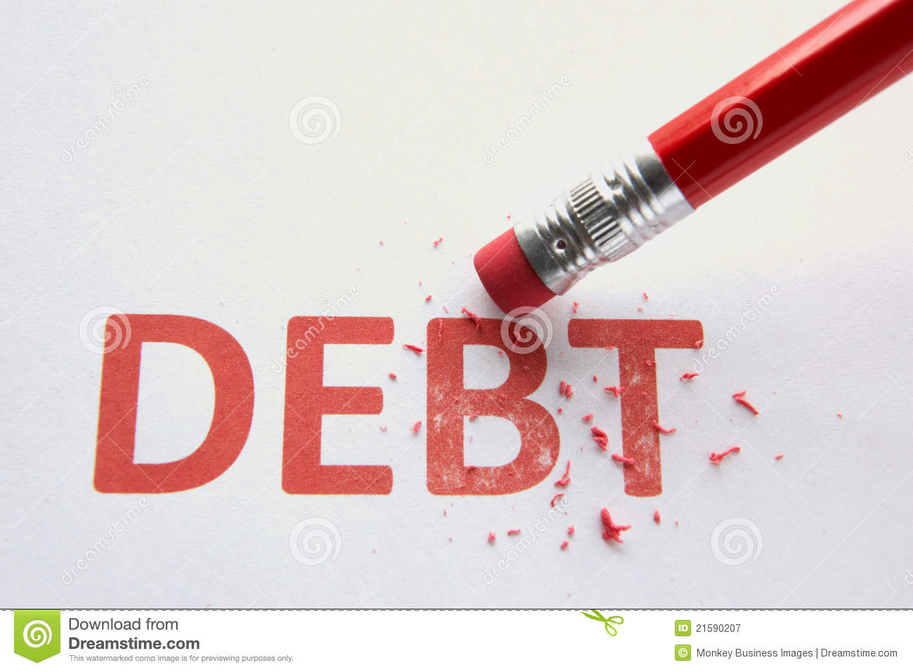 wipe out credit card debt: