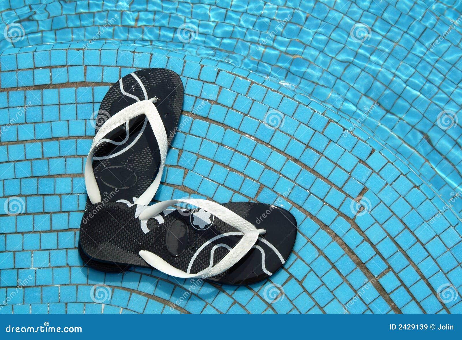 Wipschakelaars op pool