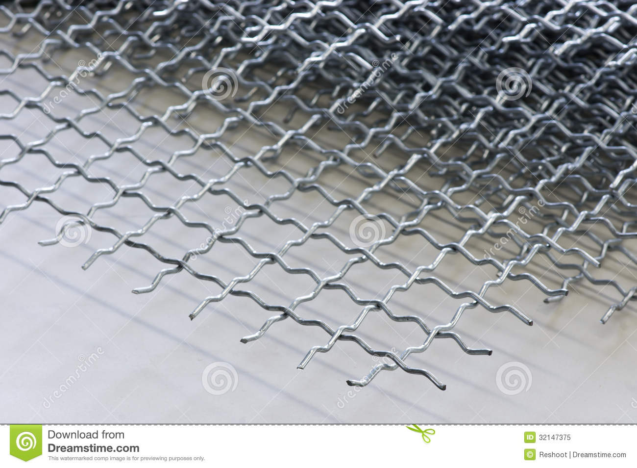Download Wire mesh stock image. Image of background, wired, chrome - 32147375