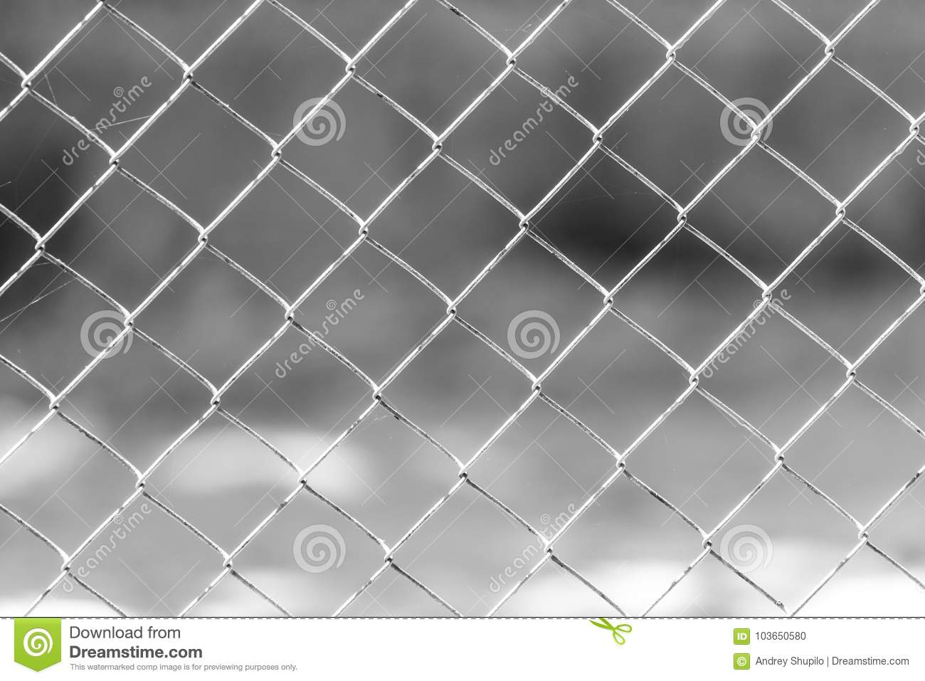 Wire mesh fence stock photo. Image of field, grid, black - 103650580